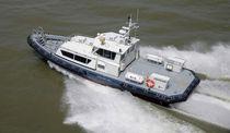 Inboard crew boat / inboard waterjet / aluminum