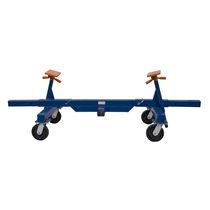 Boat cradle / adjustable / mobile