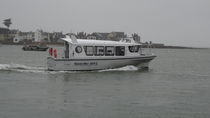 Inboard sightseeing boat / aluminum