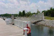Dock gangways / aluminum