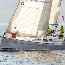 Genoa / for cruising sailboats / radial cut / Dacron®