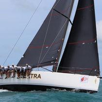 Genoa / for racing sailboats / carbon