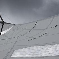 Jib / for one-design sport keelboats / J70 / radial cut