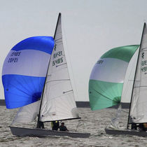 Mainsail / spinnaker / for one-design sailboats