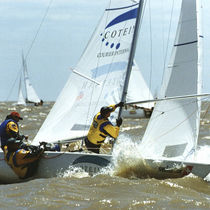 Mainsail / for one-design sport keelboats / Soling