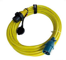 Electric cable / for docks / marine