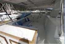 Cruising motor yacht / trawler / flybridge / displacement hull