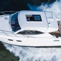 Yacht sliding roof