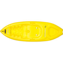 Sit-on-top kayak / recreational / flatwater / 1-person