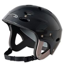 Watersports helmet / carbon