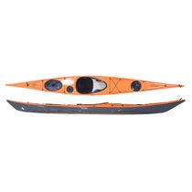 Touring kayak / sea / 1-person / composite