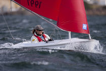 Single-handed sailing dinghy / for disabled persons / instructional / recreational