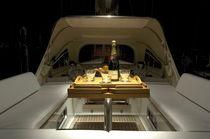 Sailboat duckboard / cockpit