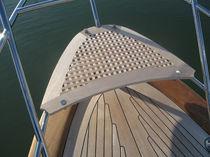 Bow duckboard / teak