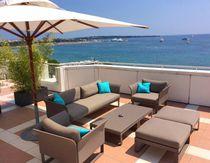 Yacht sofa / 1-person max. / modular