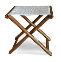 Boat stool / teak
