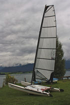 Mainsail / for sport multihulls / Hobie Cat 17