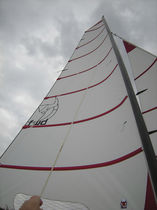 Mainsail / for sport multihulls / Hobie Cat 16
