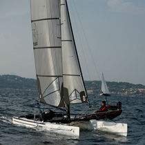 Jib / for sport multihulls / Hobie Tiger