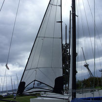 Jib / for sport multihulls / Hobie Cat 17
