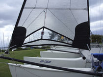 Jib / for sport multihulls / Hobie Cat 18