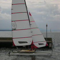 Jib / for sport multihulls / Hobie Cat 16