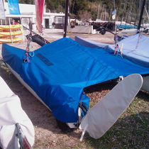 Protective cover / for sport multihulls / Wild Cat F18