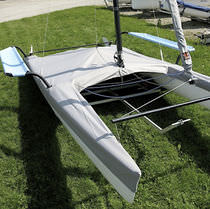 Protective cover / for sport multihulls / Hobie Cat 17