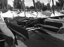 Protective cover / for sport multihulls