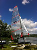 Mainsail / for sport multihulls / Hobie Cat 14