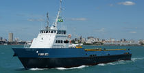 Supply offshore support vessel / high-speed