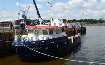Inboard scientific research boat