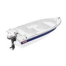 Outboard small boat / 4-person max.