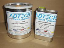 Epoxy resin / laminating