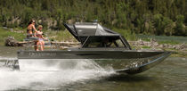 Inboard day fishing boat / hydro-jet / 9-person max.