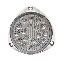 Underwater boat light / LED / surface-mount