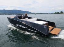 Inboard runabout / electric / dual-console
