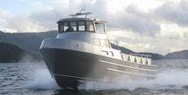 Inboard utility boat / hydro-jet