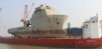 Cargo barge cargo ship / coastal