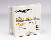Battery charge regulator controller / boat