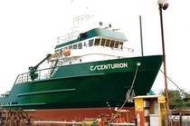Platform supply vessels PSV offshore support vessel