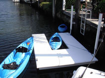 Launching ramp / kayak / floating for canoes