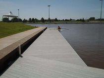 Floating dock / mooring / for marinas / custom