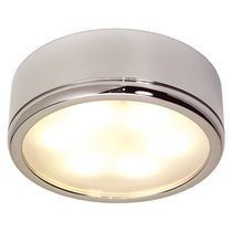 Indoor ceiling light / for yachts / cabin / LED