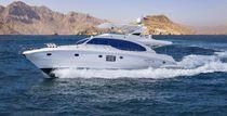 Cruising motor yacht / flybridge / displacement hull