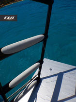 Boat ladder / rotating / swim / stern