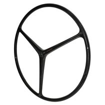 Sailboat helm wheel / carbon