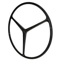 Sailboat helm wheel / carbon