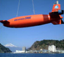 Maximum depth < 2000 m AUV
