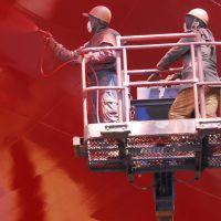 Merchant ship primer / professional vessel / ballast / epoxy